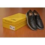Sapato Casual Masculino Preto 176080