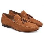 Loafer Camurça Whisky 194047