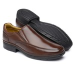 Sapato Casual Ultra-leve Café 4902