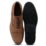 Derby Cap Toe Terracota D14