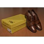 Sapato Social Masculino Derby Café Npl009