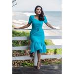 Vestido Isadora Azul - JP