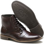 Bota Masculina Coturno JDK Montreal T Mouro