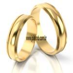 Alianças de Casamento Queimados