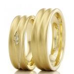 Alianças de Casamento Três Passos