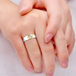 Alianças de Casamento Salto