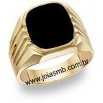 Anel de Ouro Masculino Sorocaba