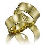 Alianças de Casamento Leopoldina 11mm