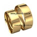 Alianças de Casamento Santo Amaro 8,5mm