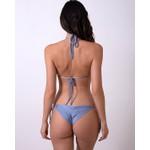 Biquini Azul Pastel Ripple