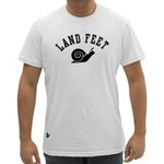 CAMISETA ATHLETIC BRANCA - LANDFEET