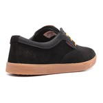 TÊNIS LANDFEET SKATE FIVE-O PRETO/LATEX