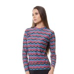 Blusa larulp omaha long - 14261 V01-ADVANCE