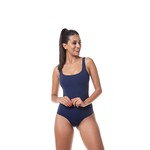 Body larulp detroit low cut square - AZUL MARINHO