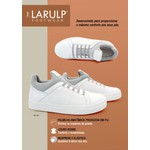 TENIS LARULP HARVEY ADJUSTABLE - BRANCO