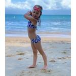 Abacaxi Azul - Biquíni Infantil