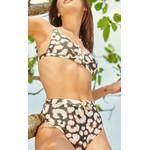 Safari Print - Biquíni Hot Pants