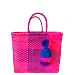 Bolsa Tulum G Pink