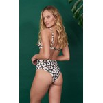 Safari Print - Biquíni Hot Pants
