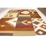 TAPETE KILIN INDIAN 3,50x2,50m