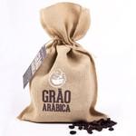 Café Grão Arábica - em Grãos - Torra Forte - 500g