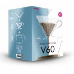 Conjunto Kit V60 Hario 700 ml