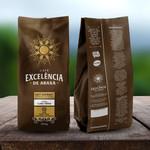 Café Excelência - de Araxá - Café Gourmet em Grãos 500g