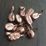 Pergaminho de Ouro - Grão de Café com pergaminho em Ouro Rosé