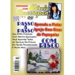 DVD Pintando Com Marcia Spassapan Edição Nº15 - Igreja Com Bicos de Papagaios + Projeto
