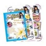 DVD Pintando Flores + 2 Apostilas Florais
