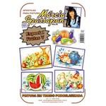 Apostila Para Pintura Frutas Edição 74