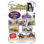Apostila Para Pintura Frutas Edição 125