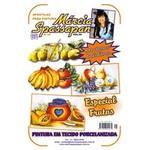 Apostila Para Pintura Frutas Edição 09