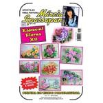 Apostila Para Pintura Flores Edição 131