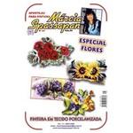 Apostila Para Pintura Flores Edição 08