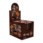 Caixa Mini Pão de Mel Creme de Avelã - 24 unds