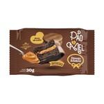 Caixa Mini Pão de Mel Doce de Leite - 24 unds