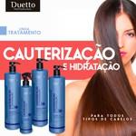 Kit Cauterização E Hidratação Duetto Profissional