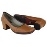 Sapato Em Couro Galeany Médio Tamara J.Gean