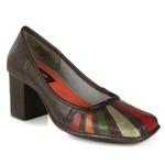 Sapato em Couro Coffee AR0164 J.Gean
