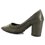 Sapato Scarpin em Couro Cannon J.Gean DK0006