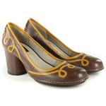 Sapato em Couro Trufa AG0029