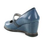 Sapato em Couro Denin J.Gean CZ0001