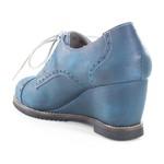 Sapato em Couro Susan Anabela Alto Safira J.Gean CZ0004-04