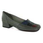 Sapato New Mariah Cannon Em Couro J.Gean