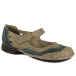 Sapatilha Em Couro New Exclusiva Glace J.Gean