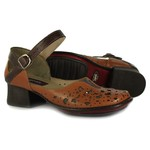 Sapato New Kelly em couro Suede J.Gean