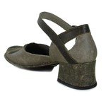 Sapato New Kelly Glace Em Couro J.Gean