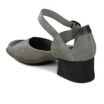 Sapato New Kelly em couro Glace J.Gean