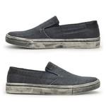 Slip Stratus Eco Masculino em Lona- Azul Jeans